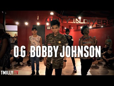 OG Bobby Johnson - Choreography by Tricia Miranda - #TMillyTV - ft Boy Squad: Gabe, Sean, Josh, Will