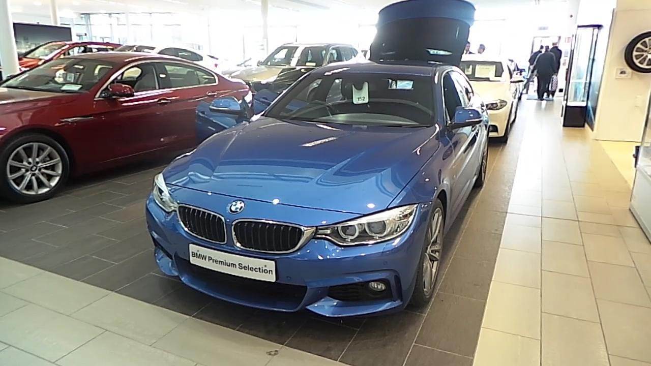 142d2836 142d2836 bmw 418d m sport gran coupe youtube. Black Bedroom Furniture Sets. Home Design Ideas