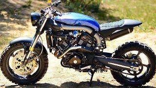 😜 Мотоциклы - Скремблеры ( Scramblers)👌!