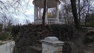 Симферополь беседка родник шахматная лестница