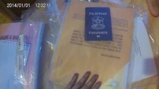 K1/ K2 VISA PACKET (How to open it )
