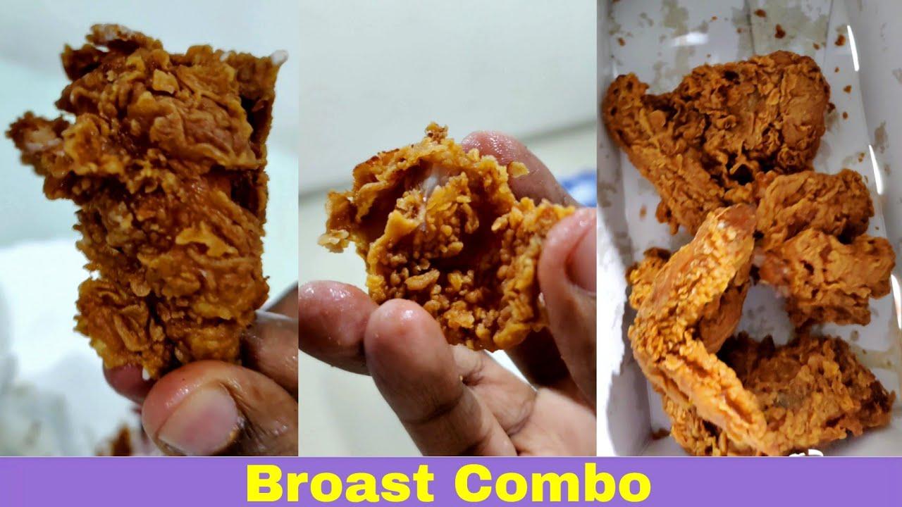 Broasted Chicken Al-Nada