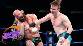 Gentleman Jack Gallagher vs. Mike Kanellis: WWE 205 Live, June 25, 2019 thumbnail