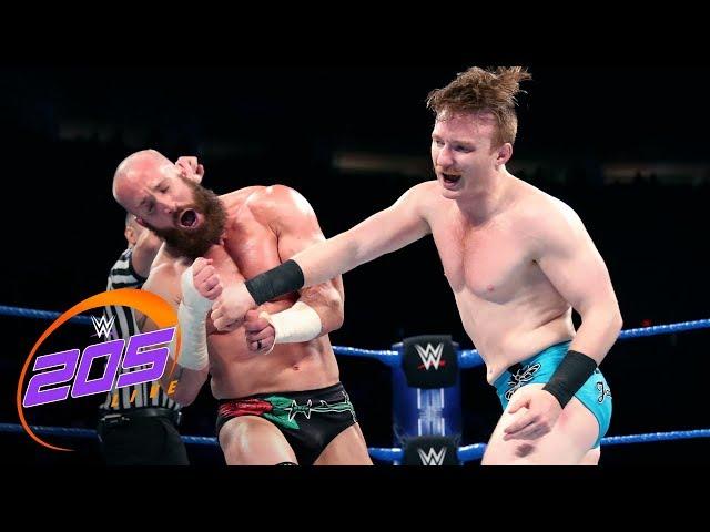 Gentleman Jack Gallagher vs. Mike Kanellis: WWE 205 Live, June 25, 2019