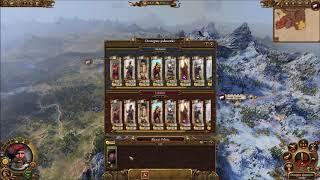 Zagrajmy w Total War: Warhammer 2 (Kislev) part 10