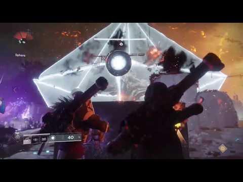 Destiny 2 - 2 Phase Argos Kill!! INSANE DPS thumbnail
