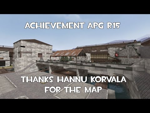 TF2 Achievement APG R15 Secrets