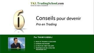 Formation Trading Gratuite : 6 conseils pour devenir un Trader pro !