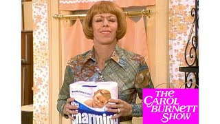 Kitchen Commercials from The Carol Burnett Show