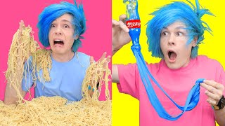 Trying COOLEST TIK TOK FOOD TRICKS AND HACKS  Viral Food Challenges by 123 GO!