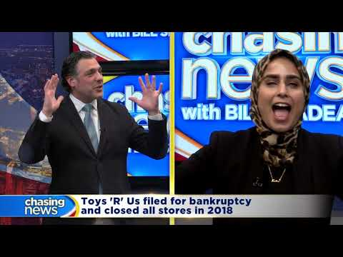 Toys R Us Reopens First Store In NJ