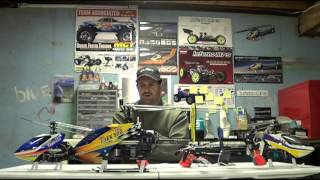 Rc Helicopter and how to avoid crashing them