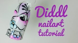 💅💅 Icon Nailart 💅💅 :: Diddl :: Nailart by Natalia