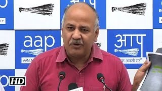 Why different house tax rules for people, politicians: Sisodia