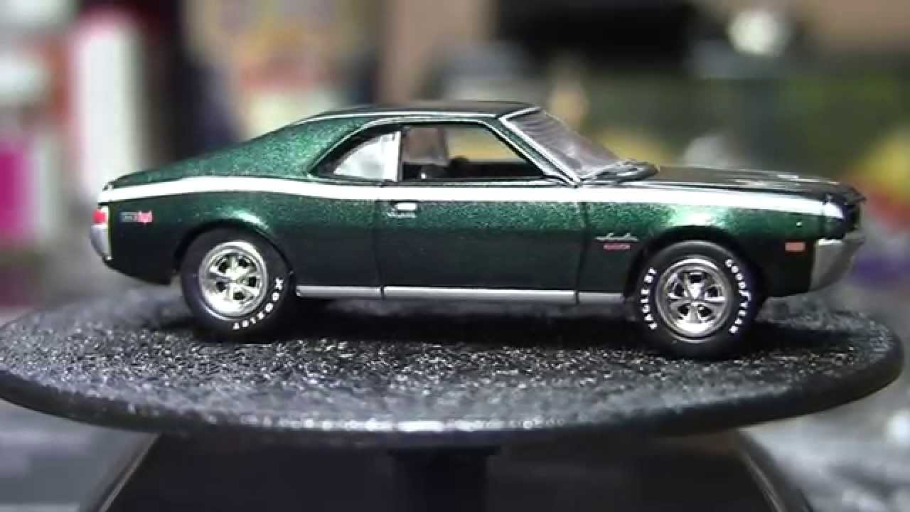 Johnny Lightning Muscle Cars Usa Amc Javelin Sst Youtube