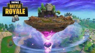 "Fortnite: Battle Royale ""Season 6"" Floating Island Event - Fortnite Loot Lake Moving - (Fortnite s6)"