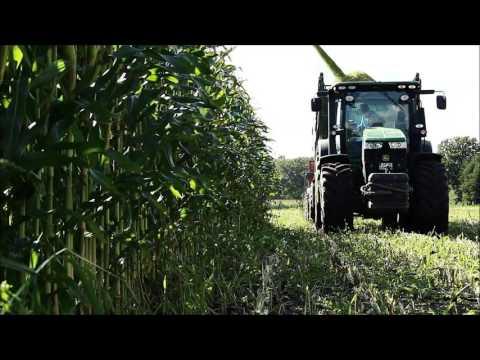 Maisernte 2k15 beim Agrar-Service-Wessendorf ASW John Deere | Krone | Fendt | New Holland