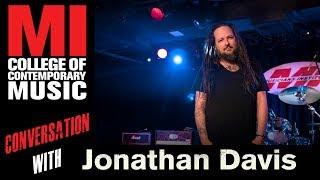 Jonathan Davis Conversation Series