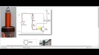 как работает транзисторная и классическая катушка Тесла?