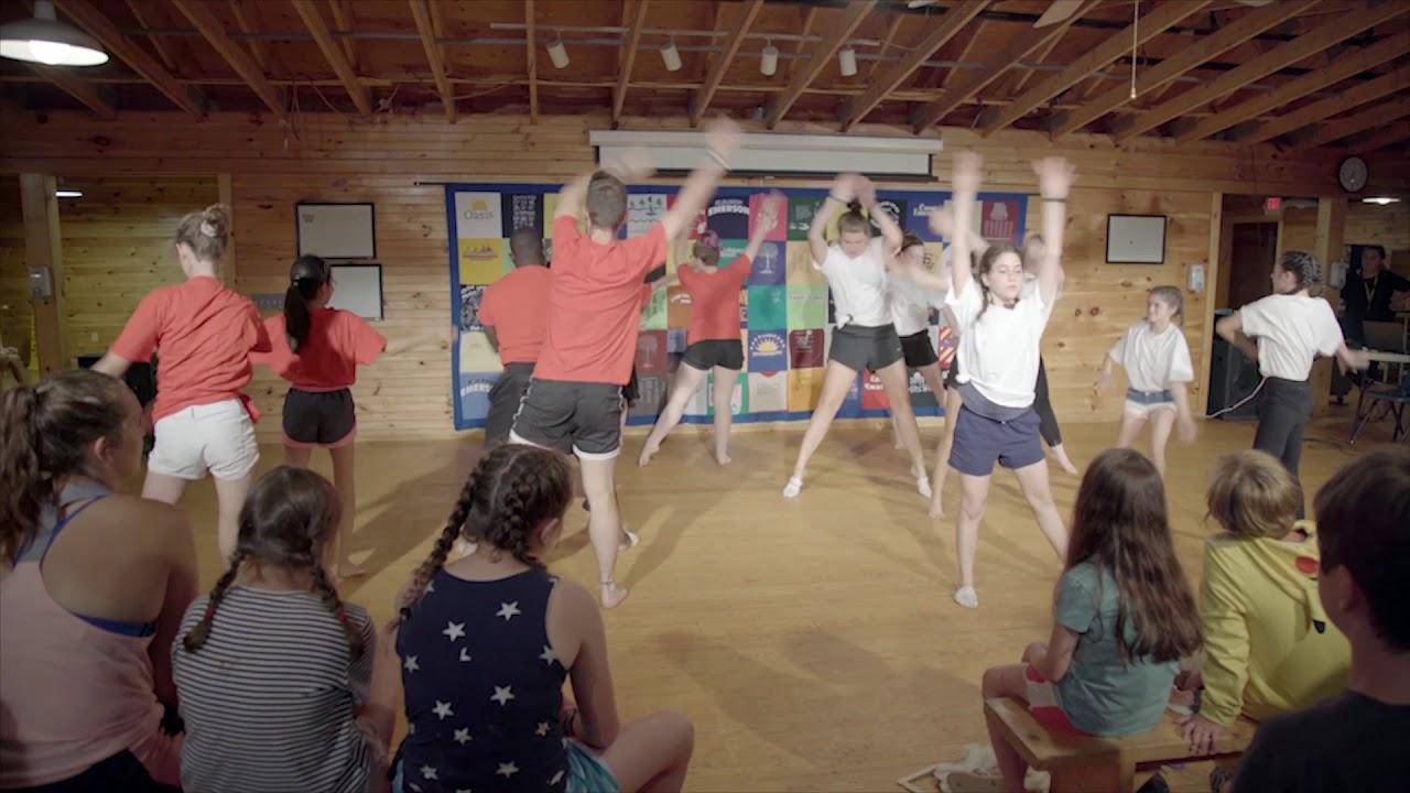 Camp Emerson 2018 - Week 5-6 - Talent Show - Dance Class Performance