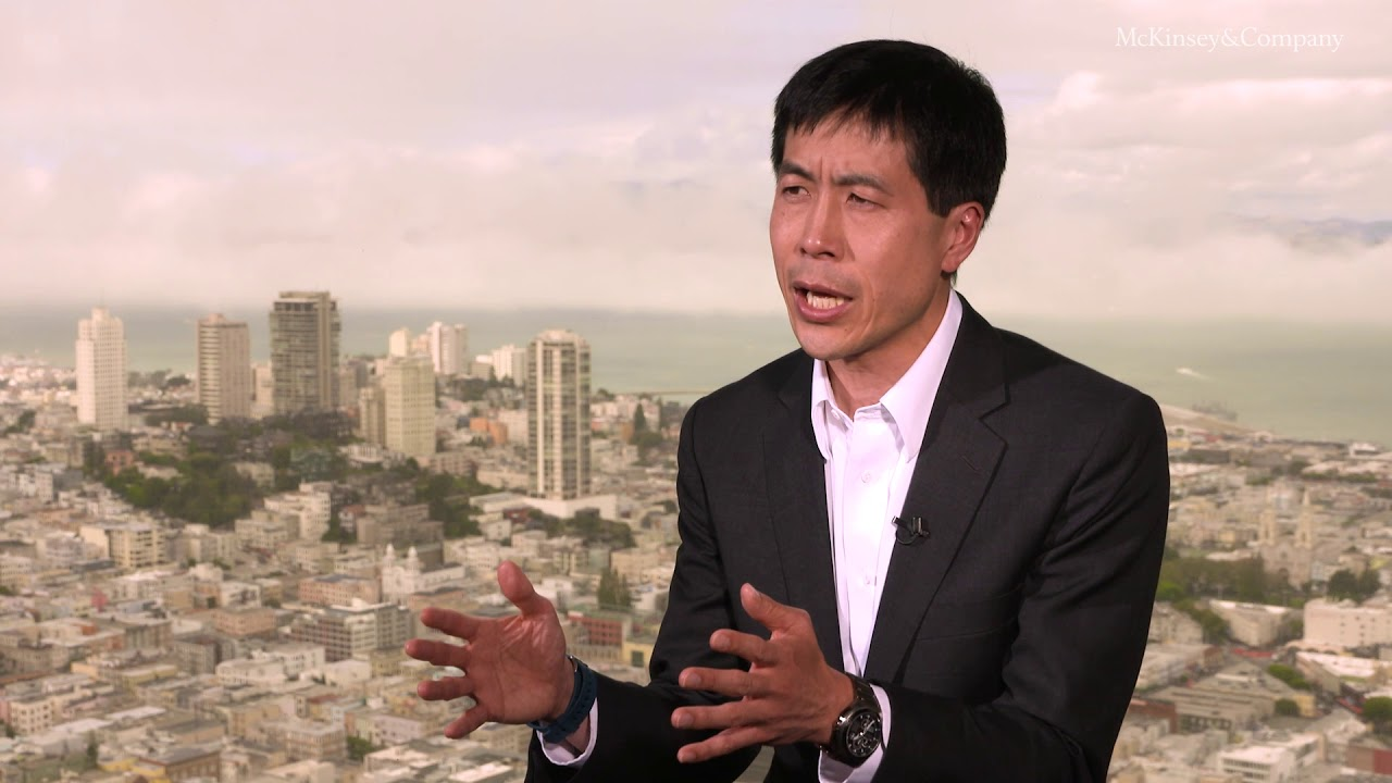 Michael Chui on automation around the world - A minute with the McKinsey  Global Institute