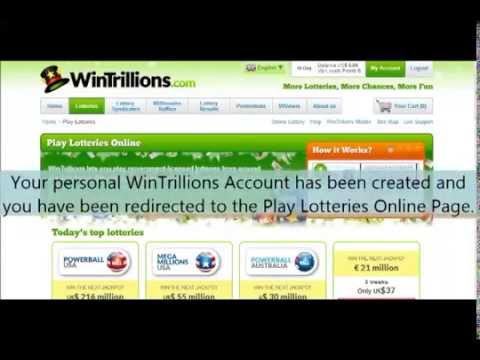 Play International Euro Millions Lotto Online
