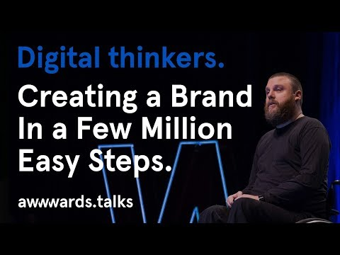 Creating a brand in a million easy steps