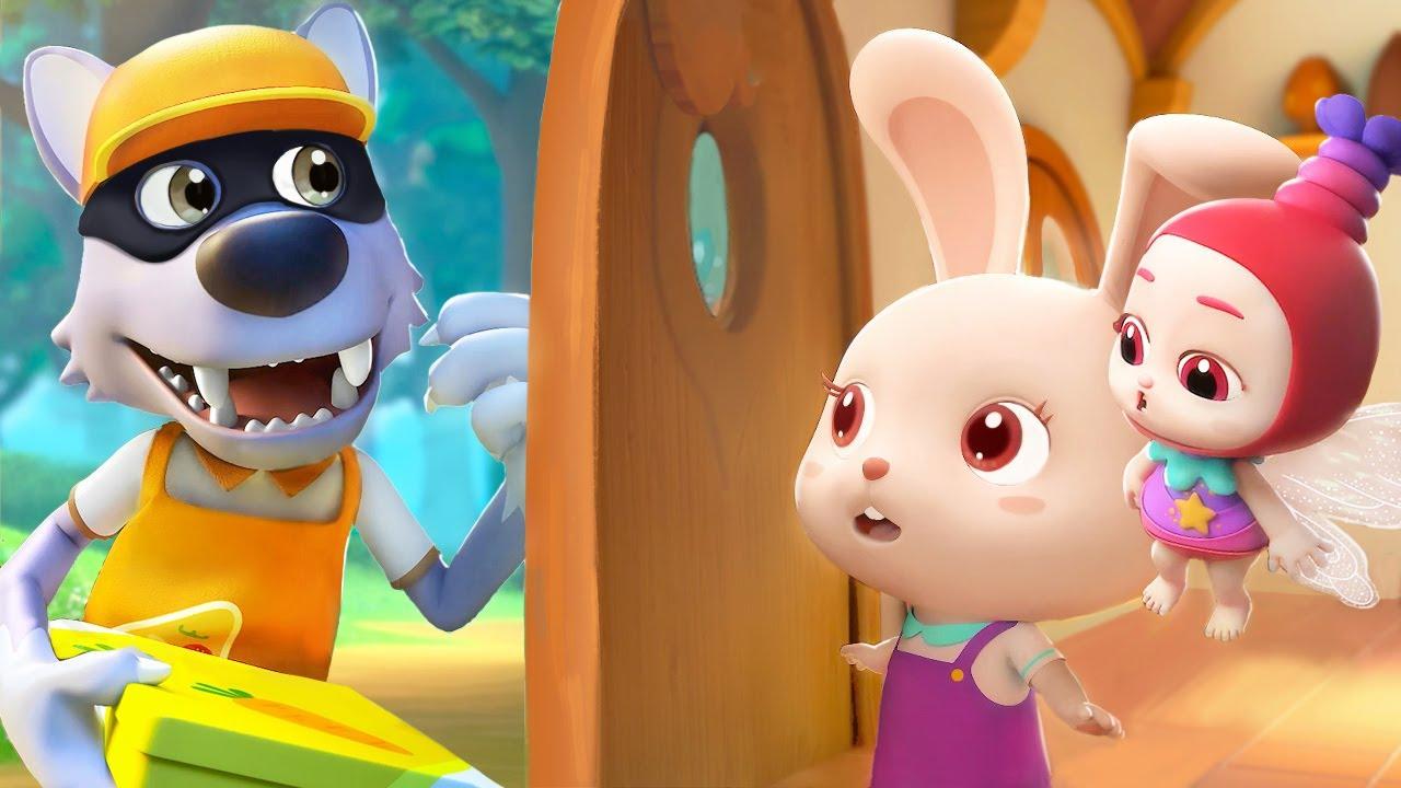 Thỏ con ở nhà một mình   Không được mở của cho người lạ   Nhạc thiếu nhi vui nhộn   BabyBus   Tất tần tật những nội dung nói về tai tieng chim cu gay ve dien thoai đúng nhất