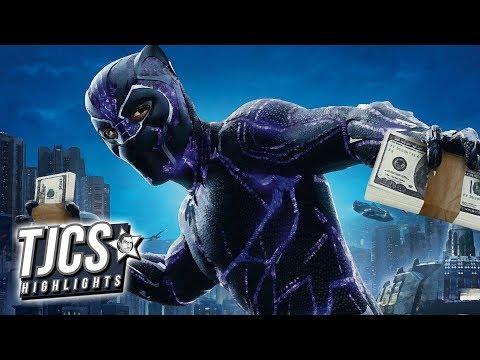 Black Panther Crosses $700 Million Domestic