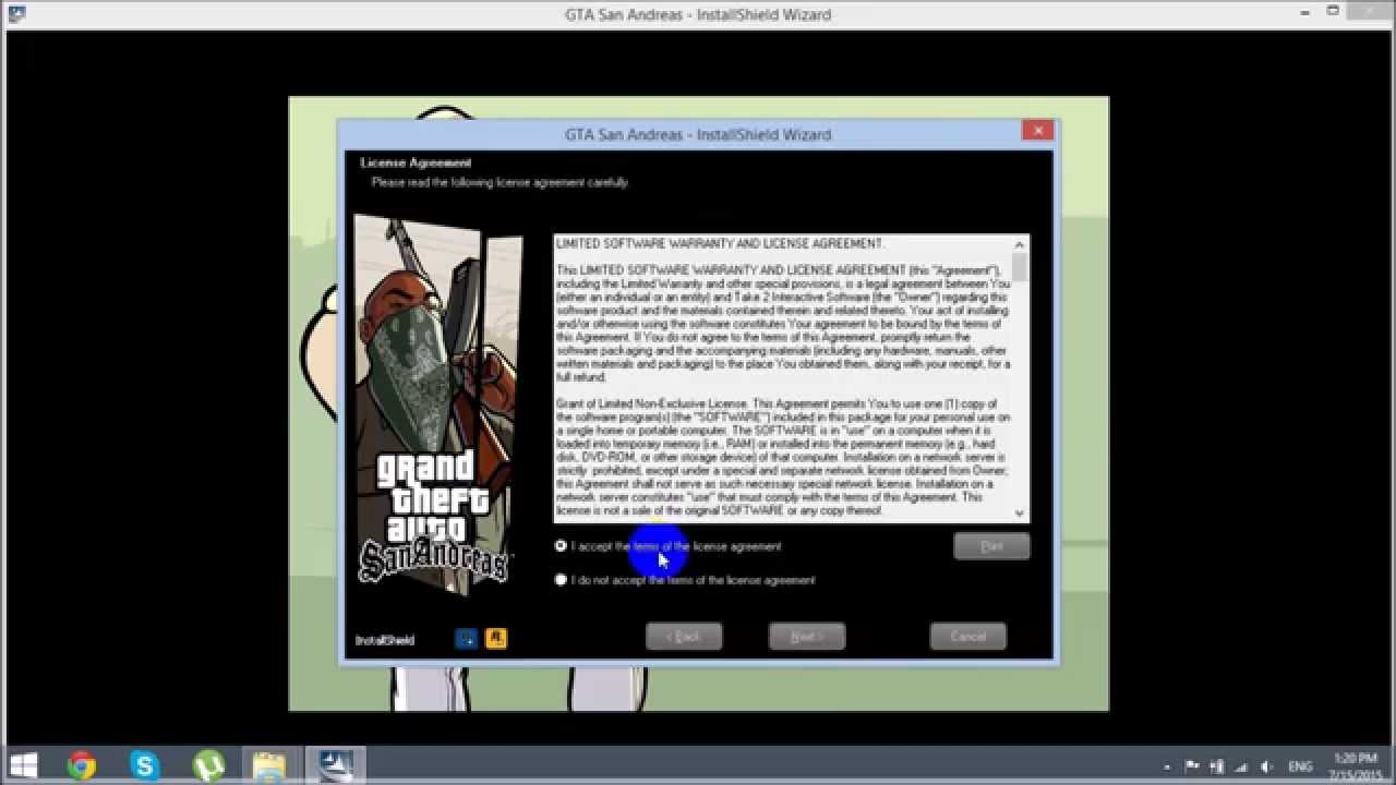 gta play online free san andreas