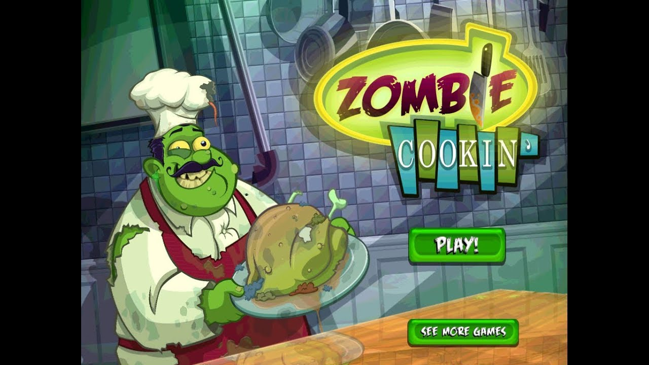 Zombie Cookin\' - iPad 2 - HD Gameplay Trailer - YouTube