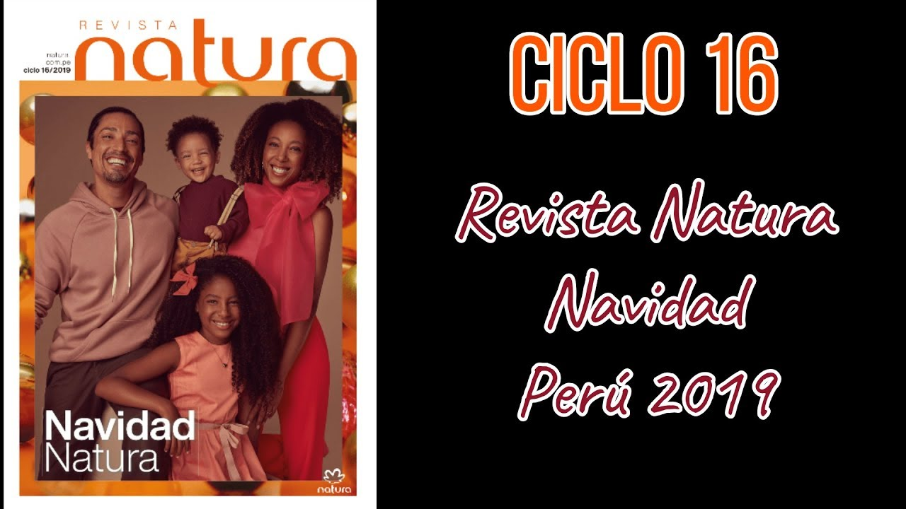 Revista Natura Ciclo 16 Peru 2019 Youtube