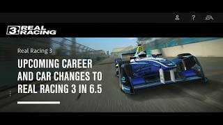 Real Racing 3 v6.5 August Update Preview