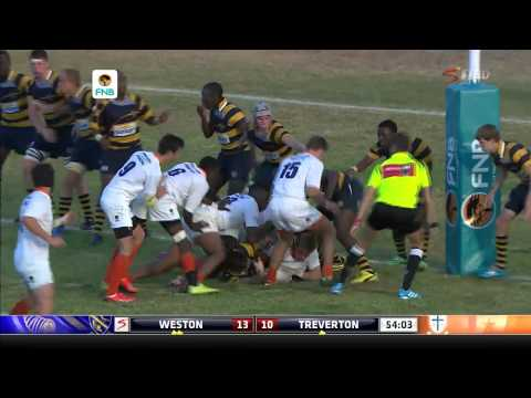 FNB Classic Clashes - Weston College vs Trevorton - 2nd Half