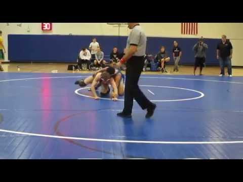Ryker Steiner BYU @ Grays Harbor Match 2