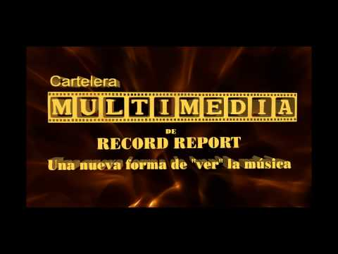 Record Report Cartelera Multimedia