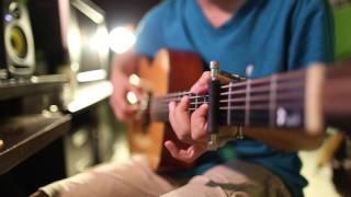 หากันจนเจอ (Fingerstyle Guitar)   ปิ๊ก cover