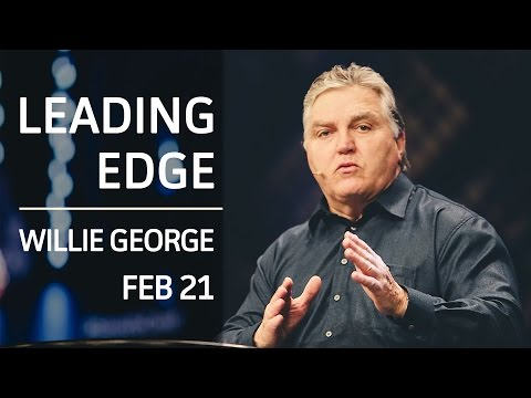 Leading Edge February 2015: Willie George - Session 02