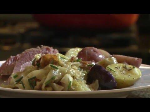 How to Make Fried Cabbage with Bacon, Onion and Garlic | Bacon Recipes | Allrecipes.com