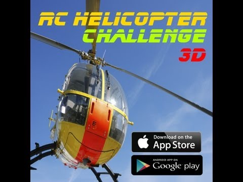 RC Helicopter Challenge 3D Simulator Game