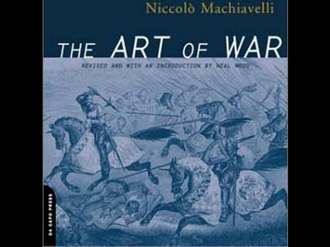 "Book Review: ""The Art of War"" by Machiavelli"