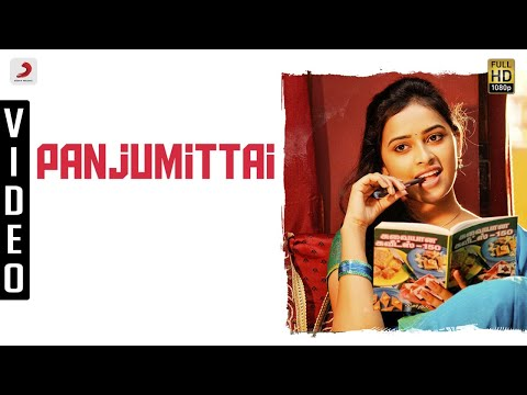 Eetti - Panjumittai Video | Adharvaa, Sri Divya | G.V. Prakash Kumar