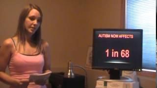 Autism Awareness Month Activities   eHow   Attend a Speech