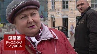 Прохожие в Москве: Вы не голосовали? Почему?