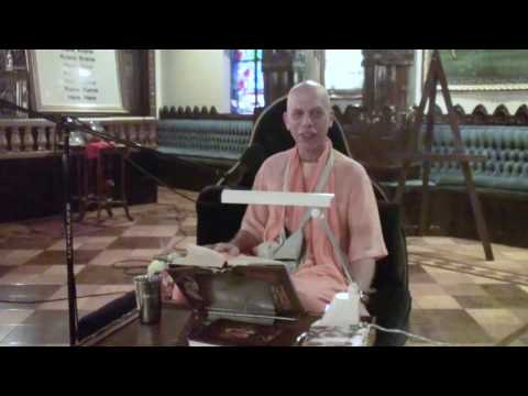 Lecture - Prahladananda Swami - CC Adi 4.21-22 - Do Something Practical