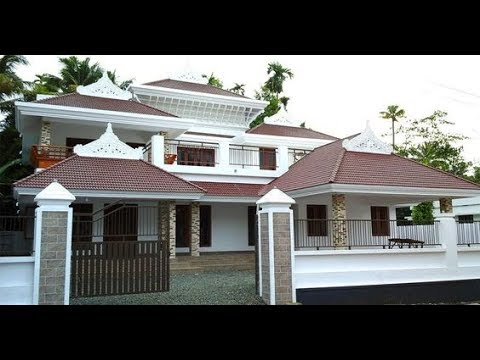Kerala Modern Double Floor House 1500 Sft For 15 Lakh Elevation