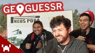 THIS NAME IS NOT RIGHT... | GeoGuessr w/ Ze, Chilled, & GaLm IN PERSON #4