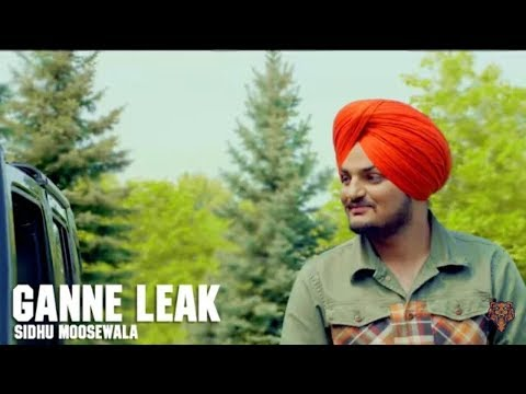 GAANE LEAK  SIDHU MOOSE WALA  FULL SONG  NEW PUNJABI SONG GTA Killerz