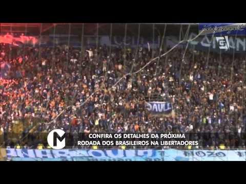 Mesa Redonda - Os Times Brasileiros Na Libertadores (15/03/15)