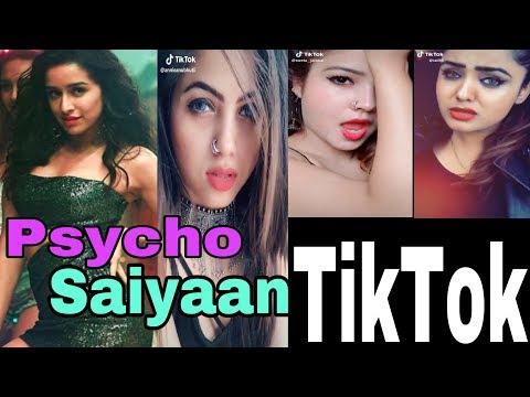 Download Lagu  Psycho Saiyaan Special TikTok Viral s | Girl's special Psycho Saiyaan TikTok s | Mp3 Free